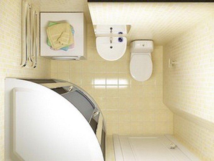Малая ванная комната до 2 5 кв м от 20 000