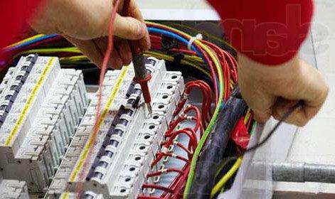 Стоимость электромонтажных работ - Услуги электрика